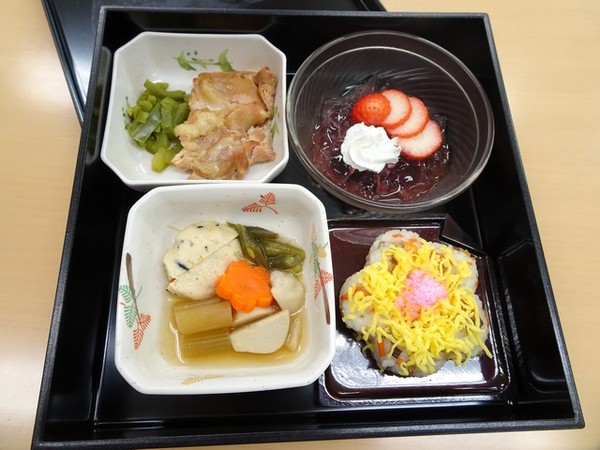 観桜会(お花見弁当♪)