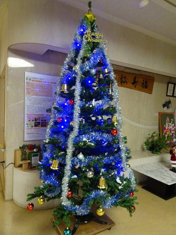 クリスマスツリー点灯☆