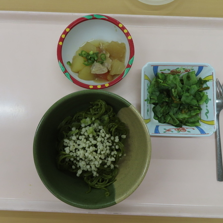 行事食(みどりの日 母の日)